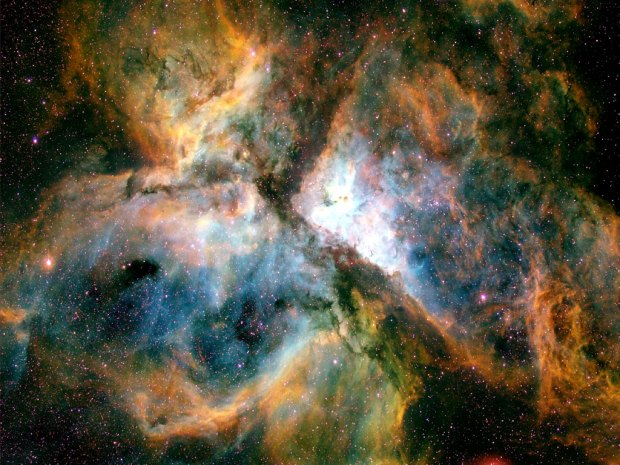 cariane nebula