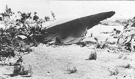 Jatuhnya UFO di Southaven Park, New York tahun 1992
