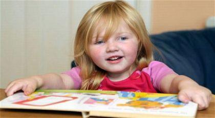 Bocah 3 Tahun Dengan IQ yang Tinggi